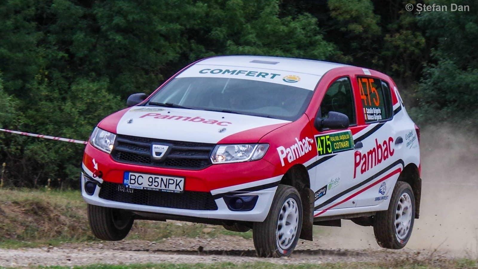 Catalin Grigoriu @ Iasi Rally 2015